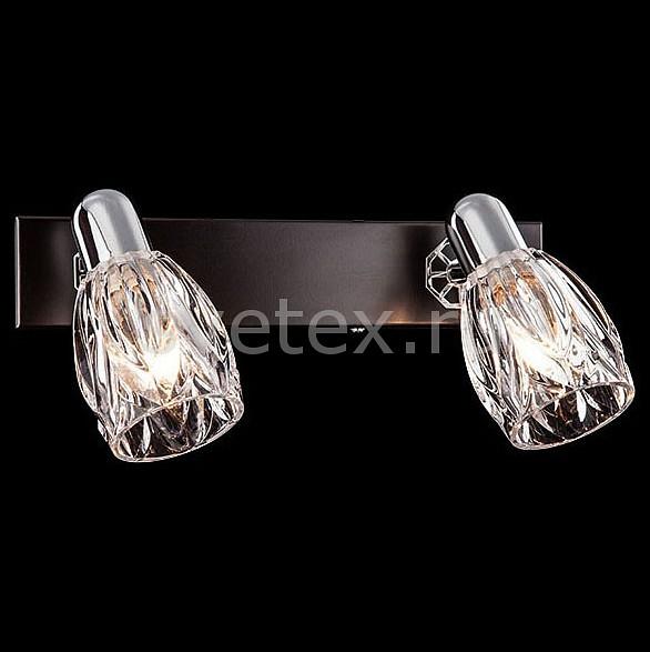 Спот EurosvetСпоты<br>Артикул - EV_73977,Бренд - Eurosvet (Китай),Коллекция - 20028,Гарантия, месяцы - 24,Длина, мм - 300,Ширина, мм - 150,Выступ, мм - 120,Тип лампы - компактная люминесцентная [КЛЛ] ИЛИнакаливания ИЛИсветодиодная [LED],Общее кол-во ламп - 2,Напряжение питания лампы, В - 220,Максимальная мощность лампы, Вт - 40,Лампы в комплекте - отсутствуют,Цвет плафонов и подвесок - неокрашенный,Тип поверхности плафонов - прозрачный, рельефный,Материал плафонов и подвесок - стекло,Цвет арматуры - венге, хром,Тип поверхности арматуры - глянцевый, матовый,Материал арматуры - металл,Количество плафонов - 2,Возможность подлючения диммера - можно, если установить лампу накаливания,Тип цоколя лампы - E14,Класс электробезопасности - I,Общая мощность, Вт - 80,Степень пылевлагозащиты, IP - 20,Диапазон рабочих температур - комнатная температура,Дополнительные параметры - способ крепления к потолку и стене - на монтажной пластине, поворотный светильник<br>