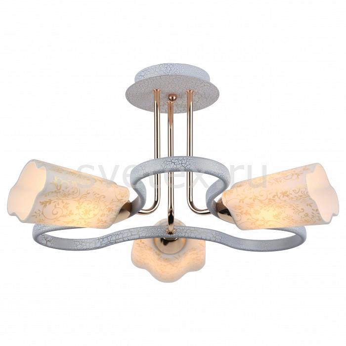 Фото Потолочная люстра Arte Lamp Romola A8182PL-3WG