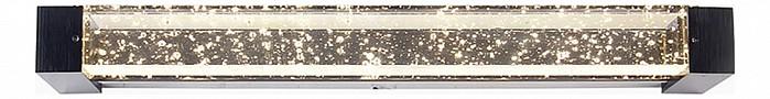 Накладной светильник Kink LightСветодиодные<br>Артикул - KL_6441-1,Бренд - Kink Light (Китай),Коллекция - Лазер,Гарантия, месяцы - 24,Ширина, мм - 320,Высота, мм - 45,Размер упаковки, мм - 100x380x210,Тип лампы - светодиодная [LED],Общее кол-во ламп - 1,Напряжение питания лампы, В - 220,Максимальная мощность лампы, Вт - 12,Цвет лампы - белый,Лампы в комплекте - светодиодная [LED],Цвет плафонов и подвесок - неокрашенный,Тип поверхности плафонов - прозрачный,Материал плафонов и подвесок - хрусталь,Цвет арматуры - хром,Тип поверхности арматуры - глянцевый,Материал арматуры - металл,Количество плафонов - 1,Наличие выключателя, диммера или пульта ДУ - выключатель,Возможность подлючения диммера - нельзя,Цветовая температура, K - 4000 K,Световой поток, лм - 780,Экономичнее лампы накаливания - В 5, 8 раза,Светоотдача, лм/Вт - 65,Класс электробезопасности - I,Степень пылевлагозащиты, IP - 20,Диапазон рабочих температур - комнатная температура,Дополнительные параметры - способ крепления светильника к стене - на монтажной пластине, светильник предназначен для использования со скрытой проводкой<br>