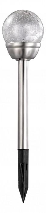 Комплект из 2 наземных низких светильников NovotechНизкие<br>Артикул - NV_357207,Бренд - Novotech (Венгрия),Коллекция - Solar,Гарантия, месяцы - 24,Время изготовления, дней - 1,Высота, мм - 360,Диаметр, мм - 80,Тип лампы - светодиодная [LED],Количество ламп - 1,Общее кол-во ламп - 2,Напряжение питания лампы, В - 1.2,Максимальная мощность лампы, Вт - 0.05,Цвет лампы - белый,Лампы в комплекте - светодиодные [LED],Цвет плафонов и подвесок - неокрашенный,Тип поверхности плафонов - матовый,Материал плафонов и подвесок - стекло,Цвет арматуры - серый,Тип поверхности арматуры - сатин,Материал арматуры - нержавеющая сталь,Количество плафонов - 1,Наличие выключателя, диммера или пульта ДУ - датчик освещенности,Компоненты, входящие в комплект - аккумулятор NI-Mh 200mA, солнечные батареи,Цветовая температура, K - 4000 K,Класс электробезопасности - III,Степень пылевлагозащиты, IP - 65,Диапазон рабочих температур - от -40^C до +40^C<br>