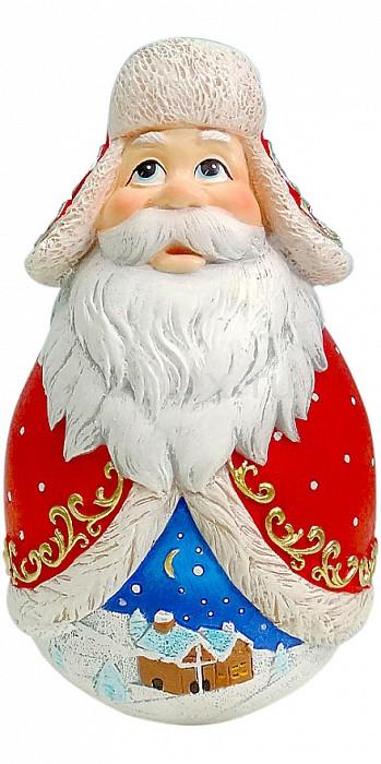 Дед Мороз Mister ChristmasДеды Морозы<br>Артикул - MC_DKMB-03,Бренд - Mister Christmas (Россия),Коллекция - Неваляшка,Высота, мм - 110,Высота - 11 см,Цвет - красный,Материал - полистоун,Дополнительные параметры - неваляшка<br>
