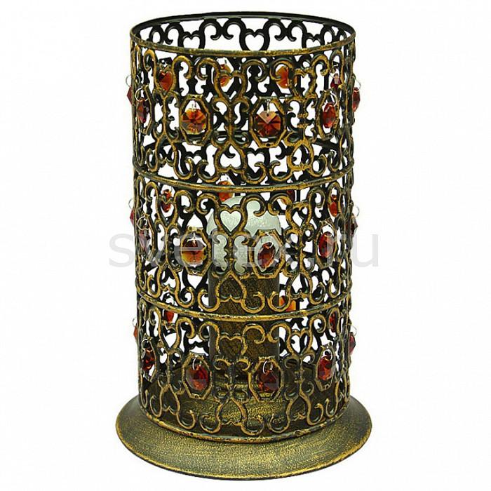 Фото Настольная лампа Favourite E27 220В 60Вт Marocco 2312-1T