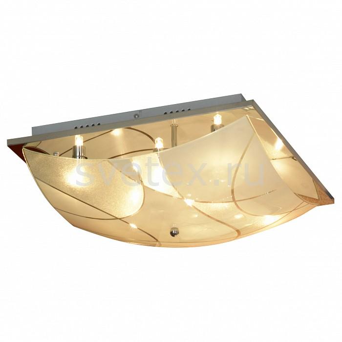 Накладной светильник LussoleКвадратные<br>Артикул - LSQ-2502-08,Бренд - Lussole (Италия),Коллекция - Numana,Гарантия, месяцы - 24,Время изготовления, дней - 1,Длина, мм - 420,Ширина, мм - 420,Высота, мм - 160,Тип лампы - галогеновая,Общее кол-во ламп - 8,Напряжение питания лампы, В - 220,Максимальная мощность лампы, Вт - 40,Цвет лампы - белый теплый,Лампы в комплекте - галогеновые G9,Цвет плафонов и подвесок - белый с рисунком,Тип поверхности плафонов - матовый, прозрачный,Материал плафонов и подвесок - стекло,Цвет арматуры - хром,Тип поверхности арматуры - глянцевый,Материал арматуры - металл,Количество плафонов - 1,Возможность подлючения диммера - можно,Форма и тип колбы - пальчиковая,Тип цоколя лампы - G9,Цветовая температура, K - 2800 - 3200 K,Экономичнее лампы накаливания - на 50%,Класс электробезопасности - I,Общая мощность, Вт - 320,Степень пылевлагозащиты, IP - 20,Диапазон рабочих температур - комнатная температура<br>