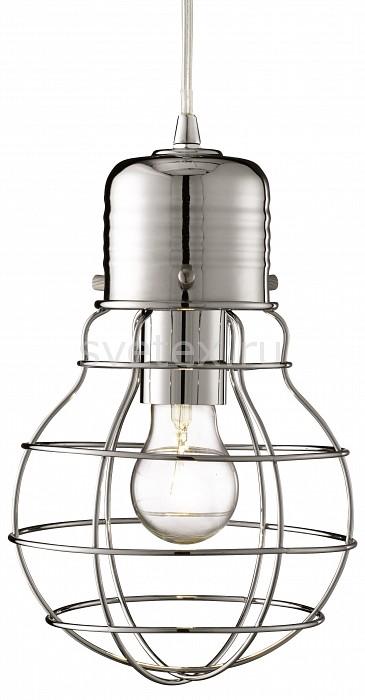 Подвесной светильник Arte LampСветодиодные<br>Артикул - AR_A5080SP-1CC,Бренд - Arte Lamp (Италия),Коллекция - Edison,Гарантия, месяцы - 24,Время изготовления, дней - 1,Высота, мм - 280-1200,Диаметр, мм - 170,Тип лампы - компактная люминесцентная [КЛЛ] ИЛИнакаливания ИЛИсветодиодная [LED],Общее кол-во ламп - 1,Напряжение питания лампы, В - 220,Максимальная мощность лампы, Вт - 60,Лампы в комплекте - отсутствуют,Цвет арматуры - хром,Тип поверхности арматуры - глянцевый,Материал арматуры - металл,Возможность подлючения диммера - можно, если установить лампу накаливания,Тип цоколя лампы - E27,Класс электробезопасности - I,Степень пылевлагозащиты, IP - 20,Диапазон рабочих температур - комнатная температура,Дополнительные параметры - способ крепления светильника к потолку – на монтажной пластине<br>
