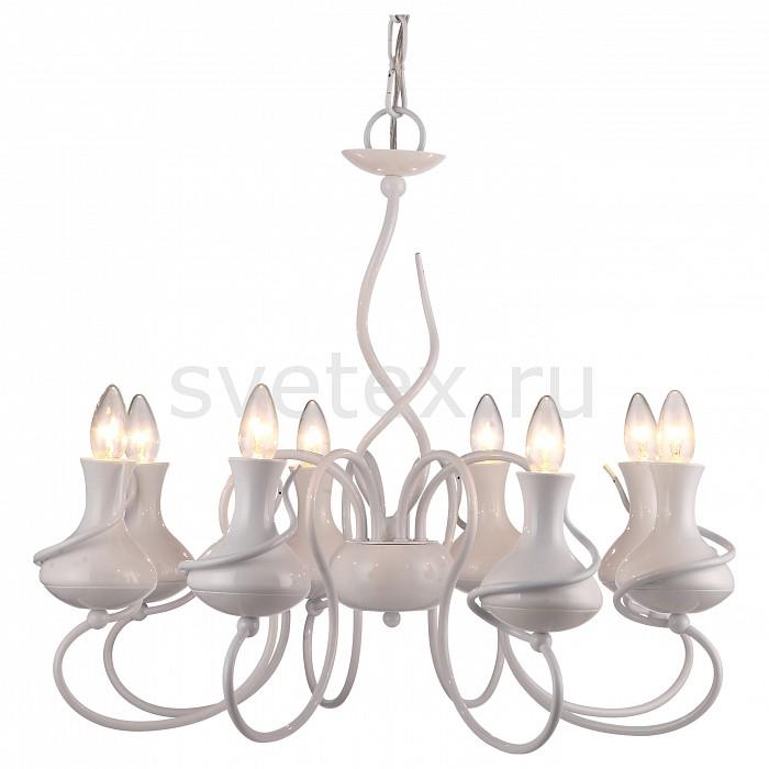 Фото Подвесная люстра Arte Lamp Vaso A6819LM-8WH