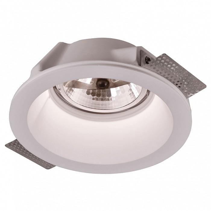 Фото Встраиваемый светильник Arte Lamp Invisible A9270PL-1WH