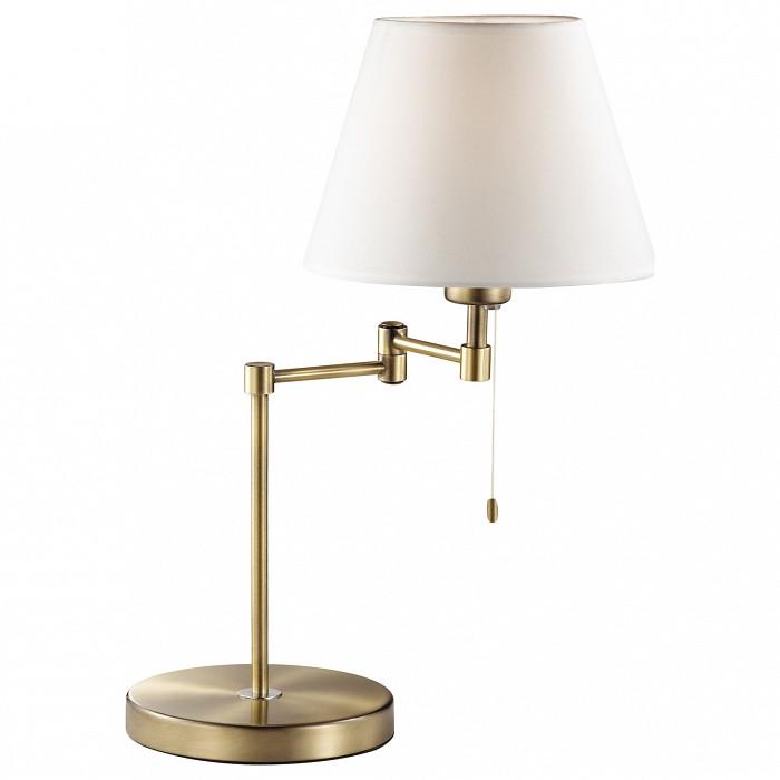 Фото Настольная лампа Odeon Light E27 220В 60Вт Gemena 2481/1T