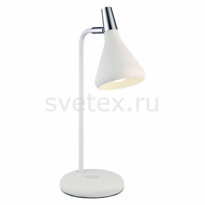 Настольная лампа Arte LampТочечные светильники<br>Артикул - AR_A9154LT-1WH,Бренд - Arte Lamp (Италия),Коллекция - Ciclone,Гарантия, месяцы - 24,Ширина, мм - 160,Высота, мм - 430,Выступ, мм - 180,Тип лампы - компактная люминесцентная [КЛЛ] ИЛИнакаливания ИЛИсветодиодная [LED],Общее кол-во ламп - 1,Напряжение питания лампы, В - 220,Максимальная мощность лампы, Вт - 40,Лампы в комплекте - отсутствуют,Цвет плафонов и подвесок - белый,Тип поверхности плафонов - матовый,Материал плафонов и подвесок - металл,Цвет арматуры - белый, хром,Тип поверхности арматуры - глянцевый, матовый,Материал арматуры - металл,Количество плафонов - 1,Наличие выключателя, диммера или пульта ДУ - выключатель на проводе,Компоненты, входящие в комплект - провод электропитания с вилкой без заземления,Тип цоколя лампы - E14,Класс электробезопасности - II,Степень пылевлагозащиты, IP - 20,Диапазон рабочих температур - комнатная температура,Дополнительные параметры - поворотный светильник<br>