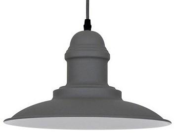 Подвесной светильник Odeon LightБарные<br>Артикул - OD_3377_1,Бренд - Odeon Light (Италия),Коллекция - Mert,Гарантия, месяцы - 24,Высота, мм - 340-1285,Диаметр, мм - 225,Тип лампы - компактная люминесцентная [КЛЛ] ИЛИнакаливания ИЛИсветодиодная [LED],Общее кол-во ламп - 1,Напряжение питания лампы, В - 220,Максимальная мощность лампы, Вт - 60,Лампы в комплекте - отсутствуют,Цвет плафонов и подвесок - серый,Тип поверхности плафонов - матовый,Материал плафонов и подвесок - металл,Цвет арматуры - серый,Тип поверхности арматуры - матовый,Материал арматуры - металл,Количество плафонов - 1,Возможность подлючения диммера - можно, если установить лампу накаливания,Тип цоколя лампы - E27,Класс электробезопасности - I,Степень пылевлагозащиты, IP - 20,Диапазон рабочих температур - комнатная температура,Дополнительные параметры - способ крепления светильника к потолку - на монтажной пластине, светильник регулируется по высоте<br>