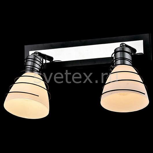 Спот EurosvetСпоты<br>Артикул - EV_76510,Бренд - Eurosvet (Китай),Коллекция - Гермес,Гарантия, месяцы - 24,Длина, мм - 350,Ширина, мм - 150,Выступ, мм - 190,Тип лампы - компактная люминесцентная [КЛЛ] ИЛИнакаливания ИЛИсветодиодная [LED],Общее кол-во ламп - 2,Напряжение питания лампы, В - 220,Максимальная мощность лампы, Вт - 40,Лампы в комплекте - отсутствуют,Цвет плафонов и подвесок - белый,Тип поверхности плафонов - матовый,Материал плафонов и подвесок - стекло,Цвет арматуры - венге, хром,Тип поверхности арматуры - глянцевый, матовый,Материал арматуры - металл,Количество плафонов - 2,Возможность подлючения диммера - можно, если установить лампу накаливания,Тип цоколя лампы - E14,Класс электробезопасности - I,Общая мощность, Вт - 80,Степень пылевлагозащиты, IP - 20,Диапазон рабочих температур - комнатная температура,Дополнительные параметры - способ крепления светильника к потолку и стене - на монтажной пластине, поворотный светильник<br>