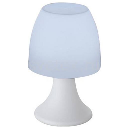 Настольная лампа GloboСветильники<br>Артикул - GB_28032-12,Бренд - Globo (Австрия),Коллекция - TL Kunststoff,Гарантия, месяцы - 24,Высота, мм - 190,Диаметр, мм - 123,Тип лампы - светодиодная [LED],Общее кол-во ламп - 6,Напряжение питания лампы, В - 4.5,Максимальная мощность лампы, Вт - 0.06,Цвет лампы - белый,Лампы в комплекте - светодиодные [LED],Цвет плафонов и подвесок - белый,Тип поверхности плафонов - матовый,Материал плафонов и подвесок - полимер,Цвет арматуры - белый,Тип поверхности арматуры - матовый,Материал арматуры - металл,Количество плафонов - 1,Наличие выключателя, диммера или пульта ДУ - выключатель на проводе,Компоненты, входящие в комплект - провод электропитания с вилкой без заземления, трансформатор 4.5 В,Цветовая температура, K - 4000 K,Класс электробезопасности - II,Напряжение питания, В - 220,Степень пылевлагозащиты, IP - 20,Диапазон рабочих температур - комнатная температура<br>