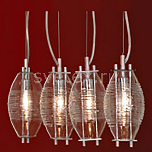 Фото Подвесной светильник Lussole Acquasanta LSA-1506-04