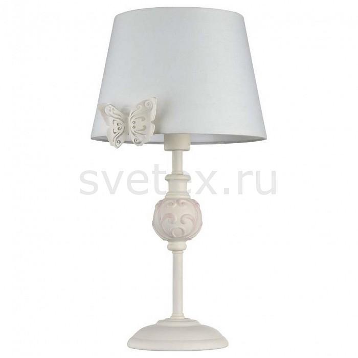 Настольная лампа MaytoniС абажуром<br>Артикул - MY_ARM032-11-PK,Бренд - Maytoni (Германия),Коллекция - Fiona,Гарантия, месяцы - 24,Высота, мм - 400,Диаметр, мм - 220,Размер упаковки, мм - 250x250x410,Тип лампы - компактная люминесцентная [КЛЛ] ИЛИнакаливания ИЛИсветодиодная [LED],Общее кол-во ламп - 1,Напряжение питания лампы, В - 220,Максимальная мощность лампы, Вт - 40,Лампы в комплекте - отсутствуют,Цвет плафонов и подвесок - белый,Тип поверхности плафонов - матовый, прозрачный,Материал плафонов и подвесок - ПВХ, текстиль,Цвет арматуры - белый с розовым рисунком,Тип поверхности арматуры - матовый, рельефный,Материал арматуры - металл,Количество плафонов - 1,Наличие выключателя, диммера или пульта ДУ - выключатель на проводе,Компоненты, входящие в комплект - провод электропитания с вилкой без заземления,Тип цоколя лампы - E14,Класс электробезопасности - II,Степень пылевлагозащиты, IP - 20,Диапазон рабочих температур - комнатная температура,Дополнительные параметры - светильник декорирован бабочками из металла<br>