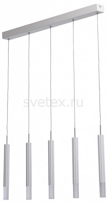 Подвесной светильник MW-LightБарные<br>Артикул - MW_631012505,Бренд - MW-Light (Германия),Коллекция - Ракурс 7,Гарантия, месяцы - 24,Время изготовления, дней - 1,Длина, мм - 750,Ширина, мм - 60,Высота, мм - 450-1500,Тип лампы - светодиодная [LED],Общее кол-во ламп - 5,Напряжение питания лампы, В - 10,Максимальная мощность лампы, Вт - 5,Цвет лампы - белый теплый,Лампы в комплекте - светодиодные [LED],Цвет плафонов и подвесок - белый,Тип поверхности плафонов - матовый,Материал плафонов и подвесок - акрил,Цвет арматуры - белый,Тип поверхности арматуры - матовый,Материал арматуры - сталь нержавеющая,Количество плафонов - 5,Возможность подлючения диммера - нельзя,Компоненты, входящие в комплект - блок питания 10В,Цветовая температура, K - 3000 K,Световой поток, лм - 2000,Экономичнее лампы накаливания - в 5.8 раза,Светоотдача, лм/Вт - 80,Класс электробезопасности - I,Напряжение питания, В - 220,Общая мощность, Вт - 25,Степень пылевлагозащиты, IP - 20,Диапазон рабочих температур - комнатная температура,Дополнительные параметры - способ крепления светильника к потолку – на монтажной пластине<br>