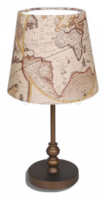 Фото Настольная лампа Favourite E27 220В 60Вт Mappa 1122-1T