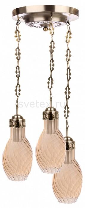 Подвесной светильник 33 идеиСветодиодные<br>Артикул - ZZ_PND.104.03.01.AB-A.02_3,Бренд - 33 идеи (Россия),Коллекция - PND.104,Высота, мм - 990,Диаметр, мм - 390,Размер упаковки, мм - 340x260x60, 3*140x140x240,Тип лампы - компактная люминесцентная [КЛЛ] ИЛИнакаливания ИЛИсветодиодная [LED],Общее кол-во ламп - 3,Напряжение питания лампы, В - 220,Максимальная мощность лампы, Вт - 75,Лампы в комплекте - отсутствуют,Цвет плафонов и подвесок - бежевый,Тип поверхности плафонов - прозрачный, рельефный,Материал плафонов и подвесок - стекло,Цвет арматуры - латунь античная,Тип поверхности арматуры - глянцевый, рельефный,Материал арматуры - металл,Количество плафонов - 3,Возможность подлючения диммера - можно, если установить лампу накаливания,Тип цоколя лампы - E27,Класс электробезопасности - I,Общая мощность, Вт - 225,Степень пылевлагозащиты, IP - 20,Диапазон рабочих температур - комнатная температура,Дополнительные параметры - диаметр основания светильника 250 мм, диаметр плафона 140 мм, способ крепления светильника к потолку – на монтажной пластине<br>