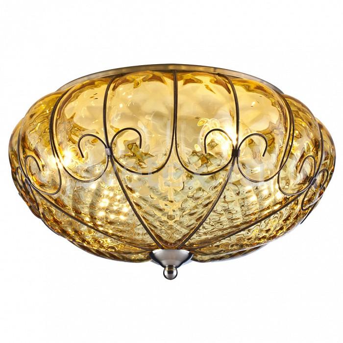 Фото Накладной светильник Arte Lamp Venice A2204PL-4AB
