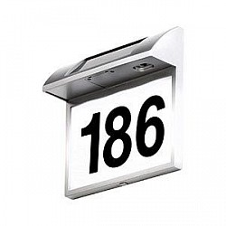 Подсветка номера GloboПодсветки номера<br>Артикул - GB_3379,Бренд - Globo (Австрия),Коллекция - Home,Гарантия, месяцы - 24,Высота, мм - 230,Размер упаковки, мм - 260x270x95,Тип лампы - светодиодная (LED),Общее кол-во ламп - 3,Напряжение питания лампы, В - 3,Максимальная мощность лампы, Вт - 0.06,Лампы в комплекте - светодиодные (LED),Цвет плафонов и подвесок - белый,Тип поверхности плафонов - матовый,Материал плафонов и подвесок - полимер,Цвет арматуры - белый,Тип поверхности арматуры - матовый,Материал арматуры - полимер,Класс электробезопасности - III,Степень пылевлагозащиты, IP - 44<br>