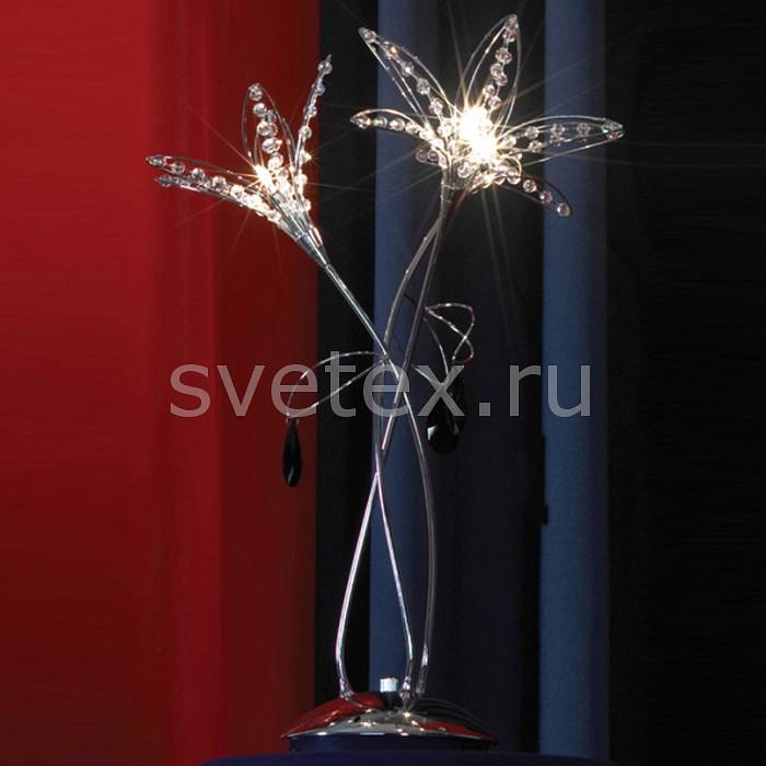 Фото Настольная лампа декоративная Lussole G4 12В 20Вт 2800-3200 K Giglio LSA-6004-03
