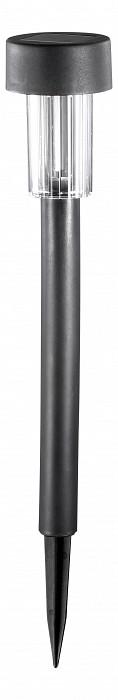 Комплект из 6 наземных низких светильников NovotechНизкие<br>Артикул - NV_357206,Бренд - Novotech (Венгрия),Коллекция - Solar,Гарантия, месяцы - 24,Время изготовления, дней - 1,Высота, мм - 360,Диаметр, мм - 55,Тип лампы - светодиодная [LED],Количество ламп - 1,Общее кол-во ламп - 6,Напряжение питания лампы, В - 1.2,Максимальная мощность лампы, Вт - 0.05,Цвет лампы - белый,Лампы в комплекте - светодиодные [LED],Цвет плафонов и подвесок - неокрашенный,Тип поверхности плафонов - прозрачный, рельефный,Материал плафонов и подвесок - полимер,Цвет арматуры - черный,Тип поверхности арматуры - матовый,Материал арматуры - полимер,Количество плафонов - 1,Наличие выключателя, диммера или пульта ДУ - выключатель,Компоненты, входящие в комплект - аккумулятор NI-Mh 200mA, солнечные батареи,Цветовая температура, K - 4000 K,Класс электробезопасности - III,Степень пылевлагозащиты, IP - 65,Диапазон рабочих температур - от -40^C до +40^C<br>