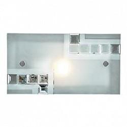 Накладной светильник SonexСветодиодные<br>Артикул - SN_1269,Бренд - Sonex (Россия),Коллекция - Falko,Гарантия, месяцы - 24,Время изготовления, дней - 1,Тип лампы - компактная люминесцентная [КЛЛ] ИЛИнакаливания ИЛИсветодиодная [LED],Общее кол-во ламп - 1,Напряжение питания лампы, В - 220,Максимальная мощность лампы, Вт - 60,Лампы в комплекте - отсутствуют,Цвет плафонов и подвесок - белый, неокрашенный,Тип поверхности плафонов - матовый, прозрачный,Материал плафонов и подвесок - стекло, хрусталь,Цвет арматуры - хром,Тип поверхности арматуры - матовый,Материал арматуры - металл,Возможность подлючения диммера - можно, если установить лампу накаливания,Тип цоколя лампы - E27,Класс электробезопасности - I,Степень пылевлагозащиты, IP - 20,Диапазон рабочих температур - комнатная температура<br>