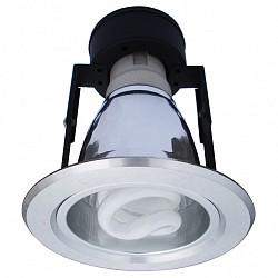 Встраиваемый светильник Arte LampВстраиваемые светильники<br>Артикул - AR_A8044PL-1SI,Бренд - Arte Lamp (Италия),Коллекция - Technika,Гарантия, месяцы - 24,Время изготовления, дней - 1,Диаметр, мм - 150,Размер упаковки, мм - 155x160x155,Тип лампы - компактная люминесцентная [КЛЛ],Общее кол-во ламп - 1,Напряжение питания лампы, В - 220,Максимальная мощность лампы, Вт - 13,Лампы в комплекте - компактные люминесцентные [КЛЛ] E27,Цвет плафонов и подвесок - неокрашенный,Тип поверхности плафонов - прозрачный,Материал плафонов и подвесок - стекло,Цвет арматуры - серебро,Тип поверхности арматуры - глянцевый,Материал арматуры - дюралюминий,Форма и тип колбы - витая трубка,Тип цоколя лампы - E27,Класс электробезопасности - I,Степень пылевлагозащиты, IP - 23,Диапазон рабочих температур - комнатная температура<br>