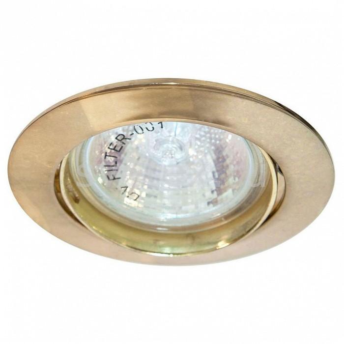 Встраиваемый светильник FeronПотолочные светильники<br>Артикул - FE_15068,Бренд - Feron (Китай),Коллекция - DL308,Гарантия, месяцы - 24,Глубина, мм - 25,Диаметр, мм - 83,Размер врезного отверстия, мм - 74,Тип лампы - галогеновая ИЛИсветодиодная [LED],Общее кол-во ламп - 1,Напряжение питания лампы, В - 12,Максимальная мощность лампы, Вт - 50,Лампы в комплекте - отсутствуют,Цвет арматуры - золото,Тип поверхности арматуры - глянцевый, рельефный,Материал арматуры - металл,Возможность подлючения диммера - можно, если установить галогеновую лампу,Необходимые компоненты - блок питания 12В,Компоненты, входящие в комплект - нет,Форма и тип колбы - полусферическая с рефлектором,Тип цоколя лампы - GU5.3,Класс электробезопасности - I,Напряжение питания, В - 220,Степень пылевлагозащиты, IP - 20,Диапазон рабочих температур - комнатная температура<br>