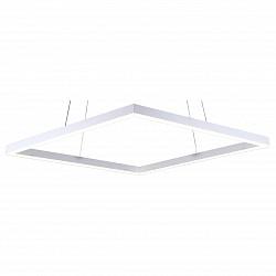Подвесной светильник Kink LightДля кухни<br>Артикул - KL_08225.01,Бренд - Kink Light (Китай),Коллекция - Альтис,Гарантия, месяцы - 24,Высота, мм - 1100,Размер упаковки, мм - 130x680x680,Тип лампы - светодиодная [LED],Общее кол-во ламп - 1,Напряжение питания лампы, В - 220,Максимальная мощность лампы, Вт - 36,Лампы в комплекте - светодиодная [LED],Цвет плафонов и подвесок - белый,Тип поверхности плафонов - матовый,Материал плафонов и подвесок - акрил,Цвет арматуры - белый,Тип поверхности арматуры - матовый,Материал арматуры - металл,Возможность подлючения диммера - нельзя,Класс электробезопасности - I,Степень пылевлагозащиты, IP - 20,Диапазон рабочих температур - комнатная температура,Дополнительные параметры - способ крепления светильника к потолку - на монтажной пластине, светильник регулируется по высоте<br>