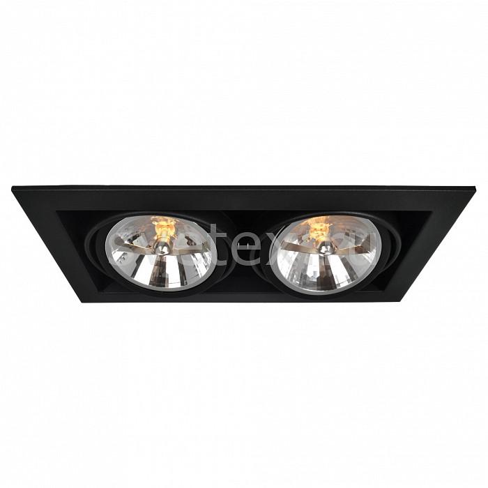 Встраиваемый светильник Arte LampВстраиваемые светильники<br>Артикул - AR_A5935PL-2BK,Бренд - Arte Lamp (Италия),Коллекция - Cardani,Гарантия, месяцы - 24,Длина, мм - 350,Ширина, мм - 200,Глубина, мм - 140,Размер врезного отверстия, мм - 310x160,Тип лампы - галогеновая,Общее кол-во ламп - 2,Напряжение питания лампы, В - 220,Максимальная мощность лампы, Вт - 50,Цвет лампы - белый теплый,Лампы в комплекте - галогеновые G5.3,Цвет арматуры - черный,Тип поверхности арматуры - матовый,Материал арматуры - металл,Компоненты, входящие в комплект - рефлектор,Форма и тип колбы - пальчиковая,Тип цоколя лампы - G5.3,Цветовая температура, K - 2800 - 3200 K,Экономичнее лампы накаливания - на 50%,Класс электробезопасности - I,Общая мощность, Вт - 100,Степень пылевлагозащиты, IP - 20,Диапазон рабочих температур - комнатная температура,Дополнительные параметры - поворотный светильник<br>