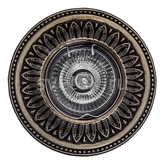 Встраиваемый светильник Точка светаНастенно-потолочные<br>Артикул - TS_AZ20AB,Бренд - Точка света (Украина),Коллекция - AZ,Гарантия, месяцы - 24,Глубина, мм - 40,Диаметр, мм - 100,Размер врезного отверстия, мм - 55,Тип лампы - галогеновая ИЛИсветодиодная [LED],Общее кол-во ламп - 1,Напряжение питания лампы, В - 220,Максимальная мощность лампы, Вт - 35,Лампы в комплекте - отсутствуют,Цвет арматуры - бронза античная,Тип поверхности арматуры - матовый, рельефный,Материал арматуры - гипс, металл,Форма и тип колбы - полусферическая с рефлектором,Тип цоколя лампы - GU5.3,Класс электробезопасности - I,Степень пылевлагозащиты, IP - 20,Диапазон рабочих температур - комнатная температура<br>