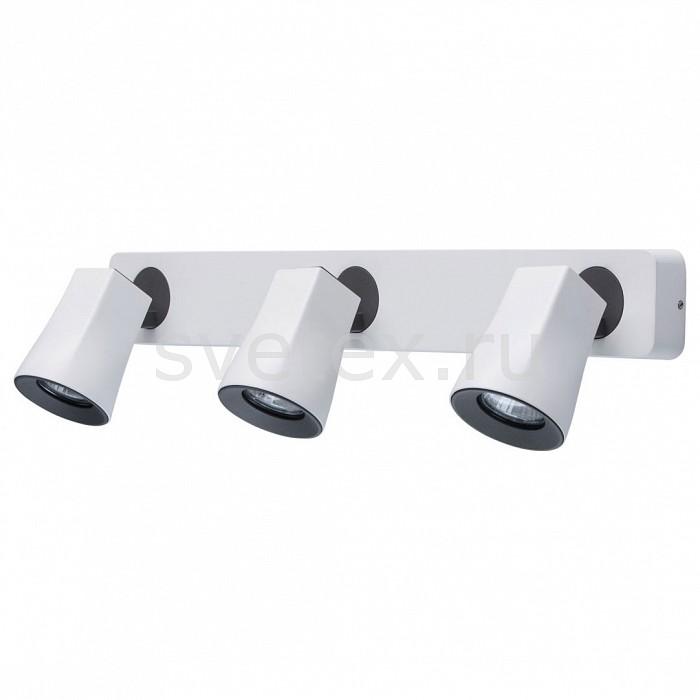 Спот MW-LightСпоты<br>Артикул - MW_545021203,Бренд - MW-Light (Германия),Коллекция - Астор 4,Гарантия, месяцы - 24,Время изготовления, дней - 1,Длина, мм - 630,Ширина, мм - 140,Выступ, мм - 210,Тип лампы - галогеновая ИЛИсветодиодная [LED],Общее кол-во ламп - 3,Напряжение питания лампы, В - 220,Максимальная мощность лампы, Вт - 35,Лампы в комплекте - отсутствуют,Цвет плафонов и подвесок - белый, черный,Тип поверхности плафонов - матовый,Материал плафонов и подвесок - дюралюминий,Цвет арматуры - белый, черный,Тип поверхности арматуры - матовый,Материал арматуры - дюралюминий,Количество плафонов - 3,Возможность подлючения диммера - можно, если установить галогеновую лампу,Форма и тип колбы - полусферическая с рефлектором,Тип цоколя лампы - GU10,Класс электробезопасности - I,Общая мощность, Вт - 105,Степень пылевлагозащиты, IP - 20,Диапазон рабочих температур - комнатная температура<br>