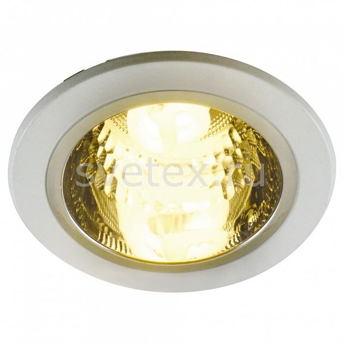 Фото Встраиваемый светильник Arte Lamp General A8043PL-1WH