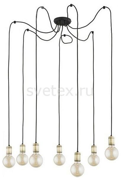 Подвесной светильник TK LightingСветодиодные<br>Артикул - EV_78933,Бренд - TK Lighting (Польша),Коллекция - Qualle,Гарантия, месяцы - 24,Высота, мм - 100-1800,Диаметр, мм - 360,Тип лампы - компактная люминесцентная [КЛЛ] ИЛИнакаливания ИЛИсветодиодная [LED],Общее кол-во ламп - 7,Напряжение питания лампы, В - 220,Максимальная мощность лампы, Вт - 60,Лампы в комплекте - отсутствуют,Цвет арматуры - черный,Тип поверхности арматуры - матовый,Материал арматуры - металл,Возможность подлючения диммера - можно, если установить лампу накаливания,Тип цоколя лампы - E27,Класс электробезопасности - I,Общая мощность, Вт - 420,Степень пылевлагозащиты, IP - 20,Диапазон рабочих температур - комнатная температура,Дополнительные параметры - способ крепления светильника к потолку - на монтажной пластине, светильник регулируется по высоте<br>