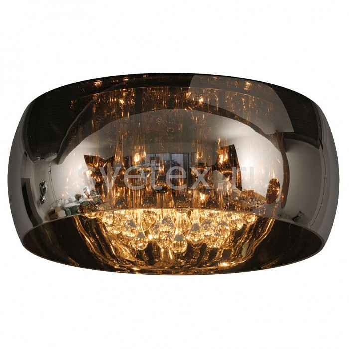 Накладной светильник LucideКруглые<br>Артикул - LCD_70163_20_11,Бренд - Lucide (Бельгия),Коллекция - Pearl Led,Гарантия, месяцы - 24,Высота, мм - 220,Диаметр, мм - 400,Тип лампы - светодиодная [LED],Общее кол-во ламп - 5,Напряжение питания лампы, В - 220,Максимальная мощность лампы, Вт - 4,Цвет лампы - белый теплый,Лампы в комплекте - светодиодные [LED] G9,Цвет плафонов и подвесок - неокрашенный,Тип поверхности плафонов - прозрачный,Материал плафонов и подвесок - стекло,Цвет арматуры - хром,Тип поверхности арматуры - глянцевый,Материал арматуры - металл,Количество плафонов - 1,Возможность подлючения диммера - нельзя,Цветовая температура, K - 2700 K,Световой поток, лм - 1900,Экономичнее лампы накаливания - В 7 раз,Светоотдача, лм/Вт - 95,Класс электробезопасности - I,Общая мощность, Вт - 20,Степень пылевлагозащиты, IP - 20,Диапазон рабочих температур - комнатная температура,Дополнительные параметры - способ крепления светильника к потолку - на монтажной пластине<br>