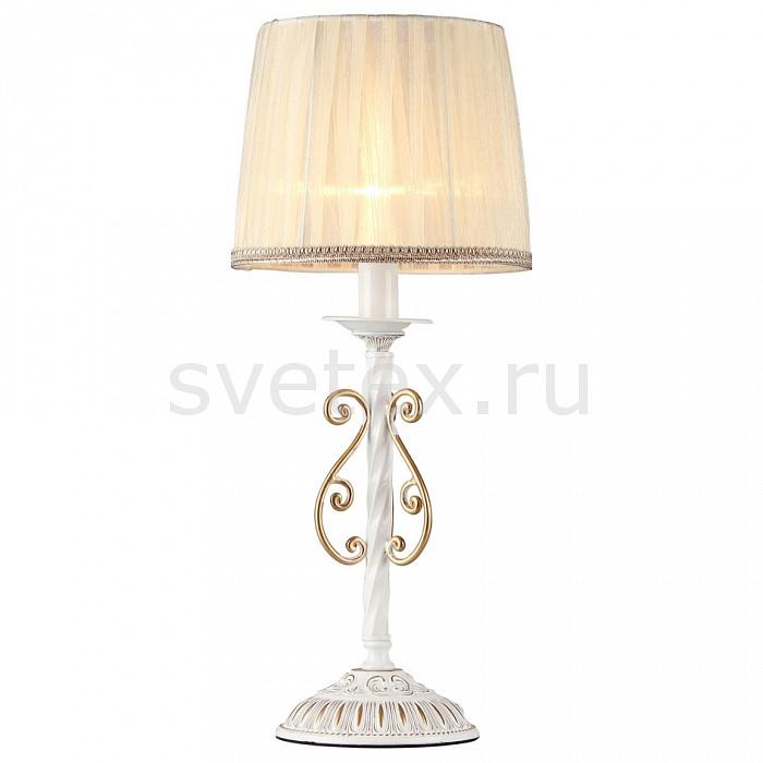 Фото Настольная лампа Maytoni E14 220В 40Вт Sunrise ARM290-11-G