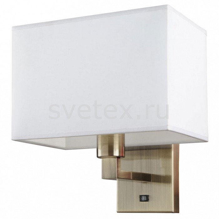 Фото Бра Arte Lamp Hall A9248AP-1AB