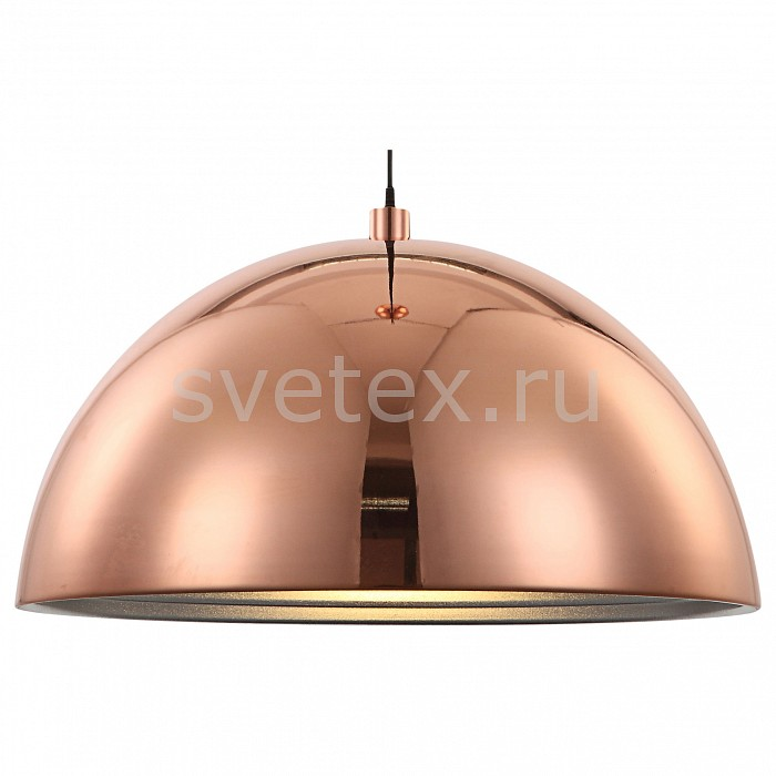 Подвесной светильник GloboПотолочные светильники и люстры<br>Артикул - GB_15124,Бренд - Globo (Австрия),Коллекция - Earth,Гарантия, месяцы - 24,Высота, мм - 1280,Диаметр, мм - 400,Размер упаковки, мм - 460x460x270,Тип лампы - компактная люминесцентная [КЛЛ] ИЛИнакаливания ИЛИсветодиодная [LED],Общее кол-во ламп - 1,Напряжение питания лампы, В - 220,Максимальная мощность лампы, Вт - 60,Лампы в комплекте - отсутствуют,Цвет плафонов и подвесок - медь,Тип поверхности плафонов - матовый,Материал плафонов и подвесок - металл,Цвет арматуры - медь,Тип поверхности арматуры - матовый,Материал арматуры - металл,Количество плафонов - 1,Возможность подлючения диммера - можно, если установить лампу накаливания,Тип цоколя лампы - E27,Класс электробезопасности - I,Степень пылевлагозащиты, IP - 20,Диапазон рабочих температур - комнатная температура,Дополнительные параметры - способ крепления светильника к потолку - на крюке<br>
