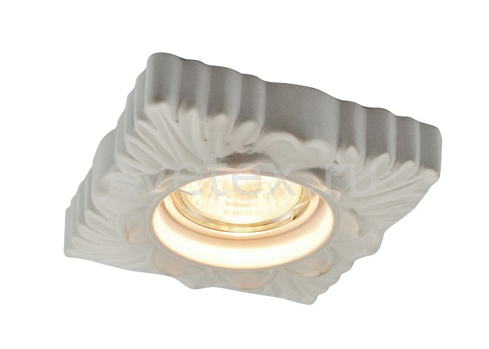 Фото Встраиваемый светильник Arte Lamp Plaster A5248PL-1WH