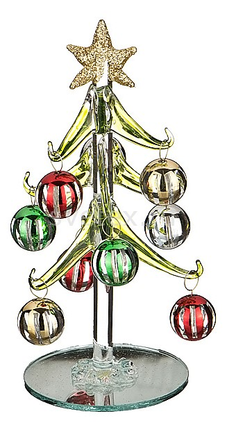 Ель новогодняя с елочными шарами АРТИ-МЕли новогодние<br>Артикул - art_594-102,Бренд - АРТИ-М (Россия),Коллекция - ART 594,Высота, мм - 150,Цвет - зеленый, красный, хром,Материал - стекло,Компоненты, входящие в комплект - ель новогодняя;9 елочных шаров<br>