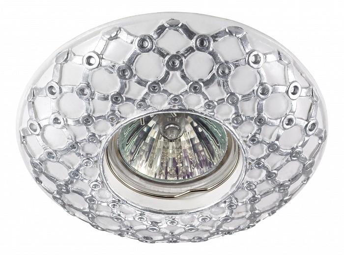 Фото Встраиваемый светильник Novotech Pattern 370114