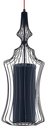 Подвесной светильник Kink LightСветодиодные<br>Артикул - KL_6546-1A,Бренд - Kink Light (Китай),Коллекция - Сириус,Гарантия, месяцы - 12,Высота, мм - 1200,Диаметр, мм - 230,Размер упаковки, мм - 250x250x650,Тип лампы - компактная люминесцентная [КЛЛ] ИЛИнакаливания ИЛИсветодиодная [LED],Общее кол-во ламп - 1,Напряжение питания лампы, В - 220,Максимальная мощность лампы, Вт - 40,Лампы в комплекте - отсутствуют,Цвет плафонов и подвесок - черный,Тип поверхности плафонов - матовый,Материал плафонов и подвесок - металл,Цвет арматуры - черный,Тип поверхности арматуры - матовый,Материал арматуры - металл,Количество плафонов - 1,Возможность подлючения диммера - можно, если установить лампу накаливания,Тип цоколя лампы - E27,Класс электробезопасности - I,Степень пылевлагозащиты, IP - 20,Диапазон рабочих температур - комнатная температура,Дополнительные параметры - способ крепления к потолку - на монтажной пластине<br>