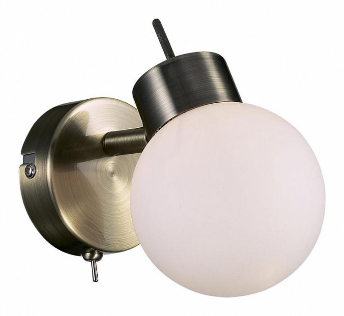 Бра Odeon LightТочечные светильники<br>Артикул - OD_2071_1W,Бренд - Odeon Light (Италия),Коллекция - Sofit,Гарантия, месяцы - 24,Время изготовления, дней - 1,Ширина, мм - 95,Высота, мм - 182,Выступ, мм - 200,Тип лампы - галогеновая,Общее кол-во ламп - 1,Напряжение питания лампы, В - 220,Максимальная мощность лампы, Вт - 40,Цвет лампы - белый теплый,Лампы в комплекте - галогеновая G9,Цвет плафонов и подвесок - белый,Тип поверхности плафонов - матовый,Материал плафонов и подвесок - стекло,Цвет арматуры - бронза,Тип поверхности арматуры - глянцевый,Материал арматуры - металл,Количество плафонов - 1,Наличие выключателя, диммера или пульта ДУ - выключатель,Возможность подлючения диммера - можно,Форма и тип колбы - пальчиковая,Тип цоколя лампы - G9,Цветовая температура, K - 2800 - 3200 K,Экономичнее лампы накаливания - на 50%,Класс электробезопасности - I,Степень пылевлагозащиты, IP - 20,Диапазон рабочих температур - комнатная температура,Дополнительные параметры - светильник предназначен для использования со скрытой проводкой<br>