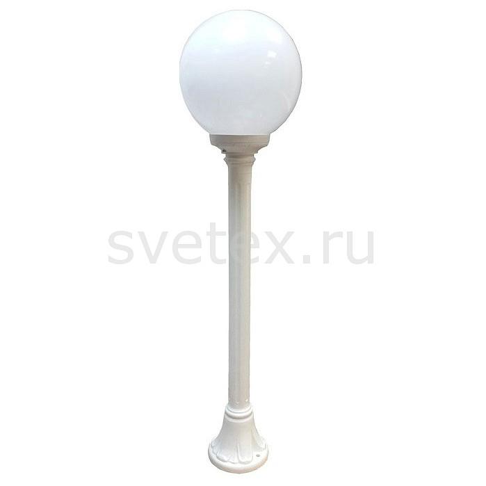 Наземный высокий светильник FumagalliСветильники<br>Артикул - FU_G25.151.000.WYE27,Бренд - Fumagalli (Италия),Коллекция - Globe 250,Гарантия, месяцы - 24,Высота, мм - 1000,Диаметр, мм - 250,Тип лампы - компактная люминесцентная [КЛЛ] ИЛИнакаливания ИЛИсветодиодная [LED],Общее кол-во ламп - 1,Напряжение питания лампы, В - 220,Максимальная мощность лампы, Вт - 60,Лампы в комплекте - отсутствуют,Цвет плафонов и подвесок - белый,Тип поверхности плафонов - матовый,Материал плафонов и подвесок - полимер,Цвет арматуры - белый,Тип поверхности арматуры - матовый,Материал арматуры - металл,Количество плафонов - 1,Тип цоколя лампы - E27,Класс электробезопасности - I,Степень пылевлагозащиты, IP - 55,Диапазон рабочих температур - от -40^C до +40^C<br>