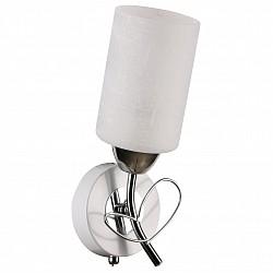 Бра IDLampС 1 лампой<br>Артикул - ID_841_1A-Whitechrome,Бренд - IDLamp (Италия),Коллекция - 841,Гарантия, месяцы - 24,Высота, мм - 250,Тип лампы - компактная люминесцентная [КЛЛ] ИЛИнакаливания ИЛИсветодиодная [LED],Общее кол-во ламп - 1,Напряжение питания лампы, В - 220,Максимальная мощность лампы, Вт - 60,Лампы в комплекте - отсутствуют,Цвет плафонов и подвесок - белый,Тип поверхности плафонов - матовый,Материал плафонов и подвесок - стекло,Цвет арматуры - белый, хром,Тип поверхности арматуры - глянцевый, матовый,Материал арматуры - металл,Возможность подлючения диммера - можно, если установить лампу накаливания,Тип цоколя лампы - E27,Степень пылевлагозащиты, IP - 20,Диапазон рабочих температур - комнатная температура,Дополнительные параметры - светильник предназначен для использования со скрытой проводкой<br>