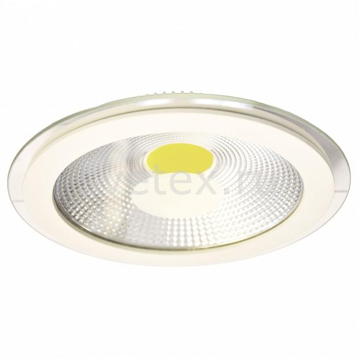 Фото Встраиваемый светильник Arte Lamp Raggio A4205PL-1WH