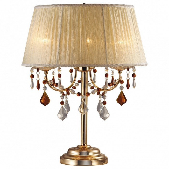 Фото Настольная лампа Odeon Light E14 220В 40Вт Adeli 2534/3T