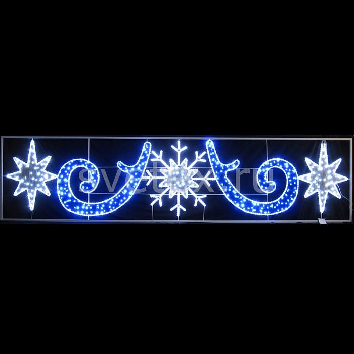 Фото Панно световое Неон-Найт Снежинка со звездами NN-503 503-104