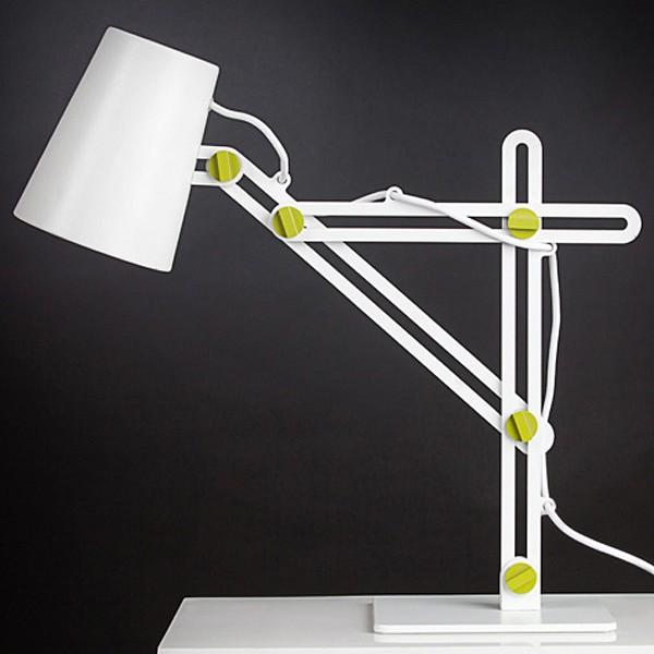 Фото Настольная лампа Mantra E27 220В 15Вт Looker 3614