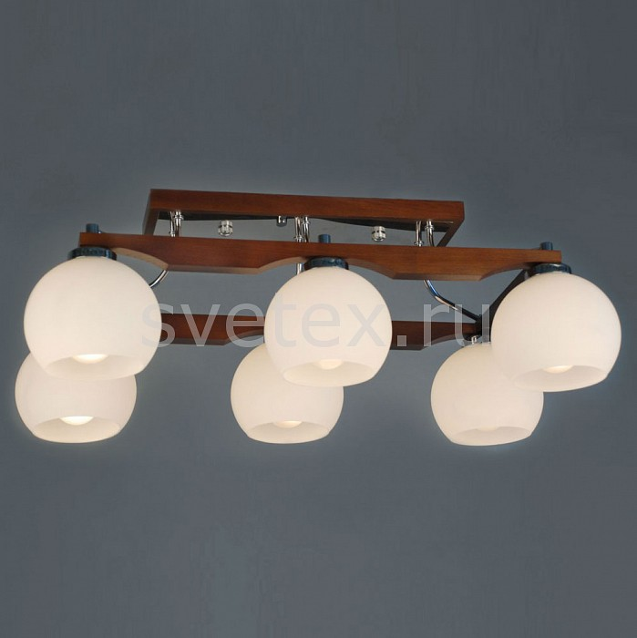 Потолочная люстра CitiluxДеревянные<br>Артикул - CL164361,Бренд - Citilux (Дания),Коллекция - Ариста,Гарантия, месяцы - 24,Время изготовления, дней - 1,Длина, мм - 690,Ширина, мм - 420,Высота, мм - 250,Тип лампы - компактная люминесцентная [КЛЛ] ИЛИнакаливания ИЛИсветодиодная [LED],Общее кол-во ламп - 6,Напряжение питания лампы, В - 220,Максимальная мощность лампы, Вт - 75,Лампы в комплекте - отсутствуют,Цвет плафонов и подвесок - молочный,Тип поверхности плафонов - матовый,Материал плафонов и подвесок - стекло,Цвет арматуры - коричневый, хром,Тип поверхности арматуры - глянцевый, матовый,Материал арматуры - дерево, металл,Количество плафонов - 6,Возможность подлючения диммера - можно, если установить лампу накаливания,Тип цоколя лампы - E27,Класс электробезопасности - I,Общая мощность, Вт - 450,Степень пылевлагозащиты, IP - 20,Диапазон рабочих температур - комнатная температура<br>