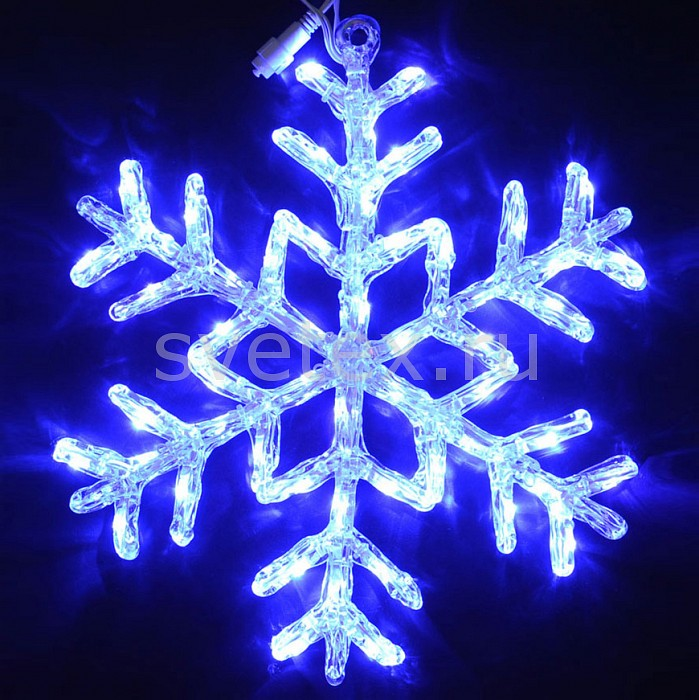 Фото Снежинка световая RichLED RL-SF70 RL-SF70-B